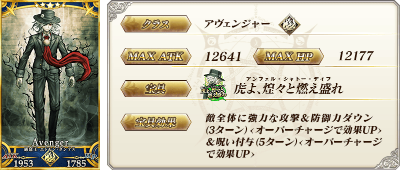 FGO 巌窟王