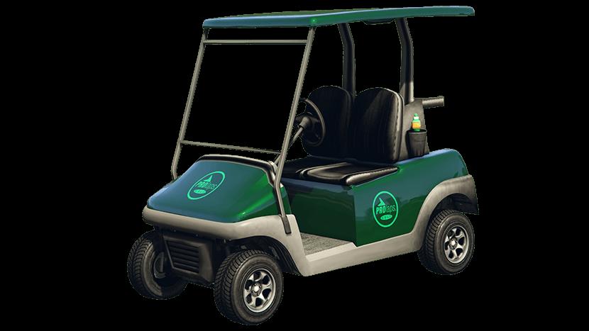 GTA5 ゴルフカート